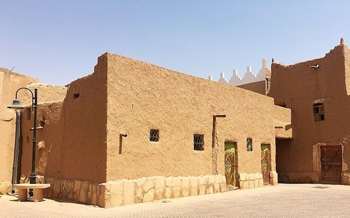 AL QASAB TRADITIONAL VILLAGE