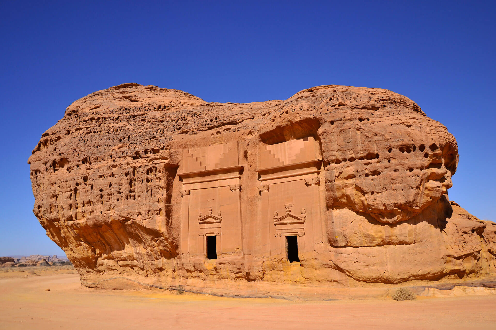 Riyadh, Madain Saleh, Jeddah Program