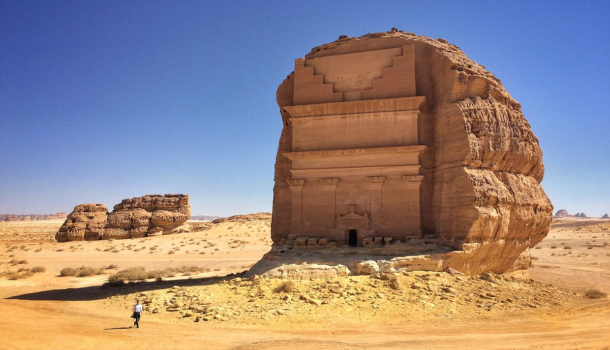 WEEKEND EXPLORE MADAIN SALEH & AL ULA